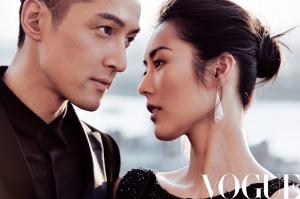 胡歌 & 劉雯 X Vogue China January 2017 -2016.12.13-
