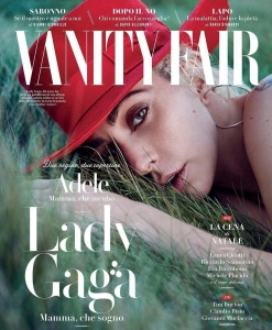 Lady Gaga X Vanity Fair Italia December 2016 -2016.12.9-