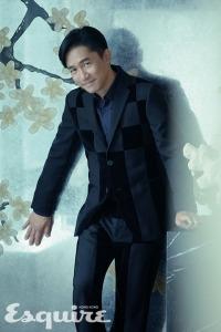梁朝偉 X Esquire HK December 2016 -2016.12.2.-