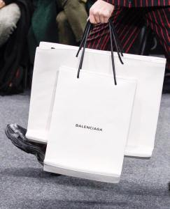 Balenciaga Fall 2017 Menswear Handbag -2017.1.18-