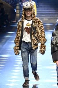 Dolce & Gabbana Fall 2017 Menswear -2017.1.14-