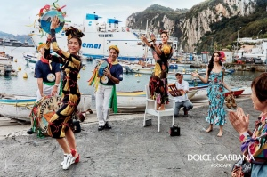 Dolce & Gabbana Spring 2017 Campaign -2017.1.5-