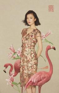 杜鵑 X 雅瑩 Spring 2017 Campaign -2017.1.13-