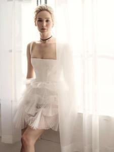 Jennifer Lawrence X Dior Mag Issue #18 -2017.1.28-