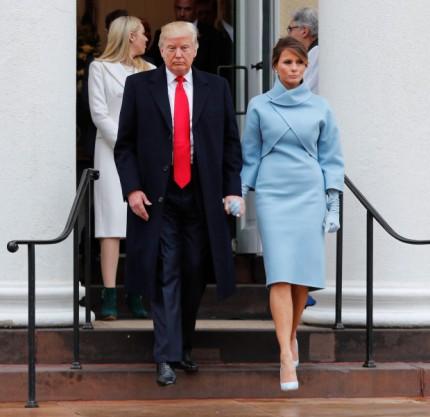 Donald Trump, Melaina Trump