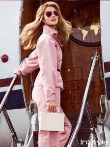 Rosie Huntington-Whiteley X InStyle US February 2017 -2017.1.13-