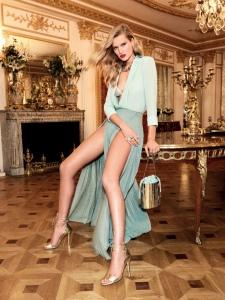 Toni Garrn X Elisabetta Franchi Spring 2017 Campaign -2017.1.14-