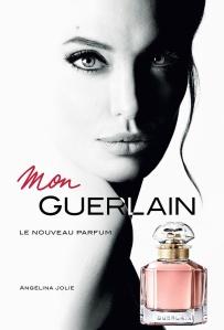 Angelina Jolie X Mon Guerlain Parfum 2017 Campaign -2017.2.21-