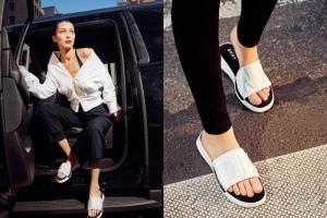 Bella Hadid X DKNY Spring 2017 Campaign -2017.2.2-