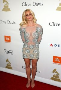 2017 Clive Davis Pre-Grammy Party— Britney Spears -2017.2.12-