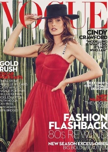 Cindy Crawford X Vogue Australia March 2017 -2017.2.6-