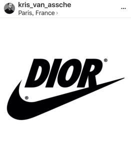 Dior X Nike -2017.2.18-