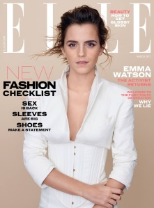 Emma Watson X ELLE UK March 2017 -2017.2.10-