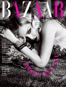 Madonna X Harper's Bazaar Taiwan February 2017 -2017.2.1-