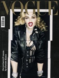 Madonna X Vogue Italia February 2017 -2017.2.14-