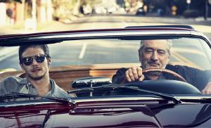 Robert Di Niro & McCaul Lombardi X Ermenegildo Zegna Spring 2017 Campaign -2017.2.12-