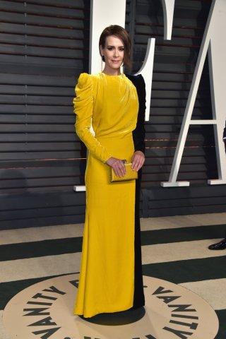 sarah-paulson-in-ronald-van-der-kemp-spring-2017-couture