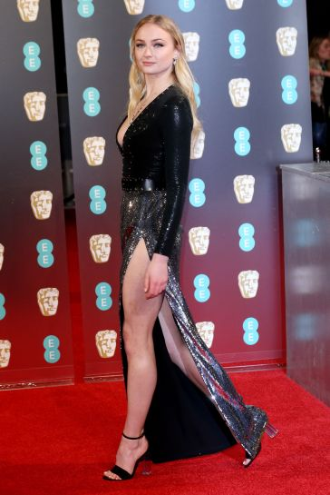 EE BAFTA British Academy Film Awards, Arrivals, Royal Albert Hall, London, UK - 12 Feb 2017