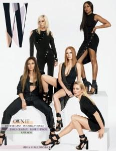 W Magazine March 2017 -2017.2.2-
