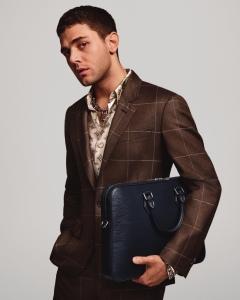 Xavier Dolan X Louis Vuitton Spring 2017 Campaign -2017.2.6-