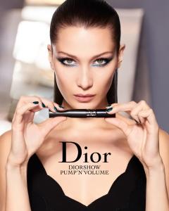 Bella Hadid X Dior Beauty 2017 Campaign -2017.3.6-