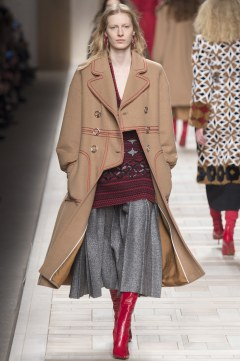 Fendi Fall 2017 Look 20