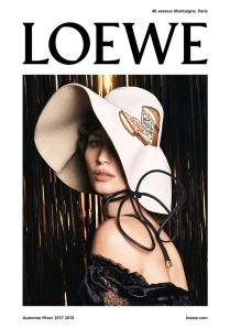 Gisele Bundchen X Loewe Fall 2017 Campaign -2017.3.1-
