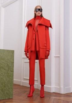 Givenchy Fall 2017 Look 19