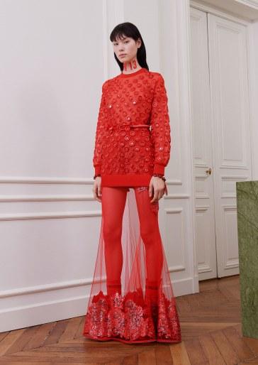 Givenchy Fall 2017 Look 26