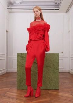 Givenchy Fall 2017 Look 6