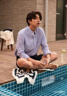 Gong Yoo Epigram Spring 2017 Campaign-17