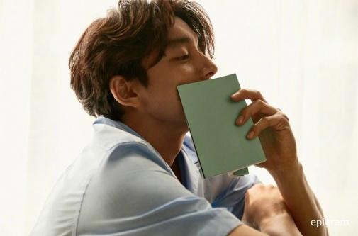 Gong Yoo Epigram Spring 2017 Campaign-4