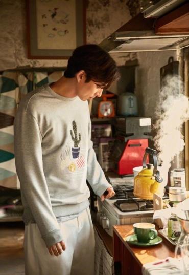 Gong Yoo Epigram Spring 2017 Campaign-5