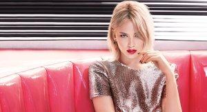 Jennifer Lawrence X Dior Addict Lacquer Stick Campaign -2017.3.2-