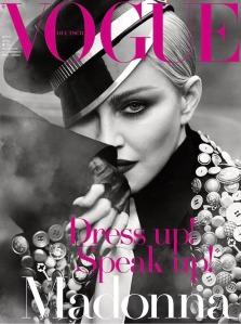 Madonna Vogue Germany April 2017 -2017.3.3-