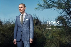 Wallace Huo Hugo Boss Man of Today Spring 2017 Campaign-1