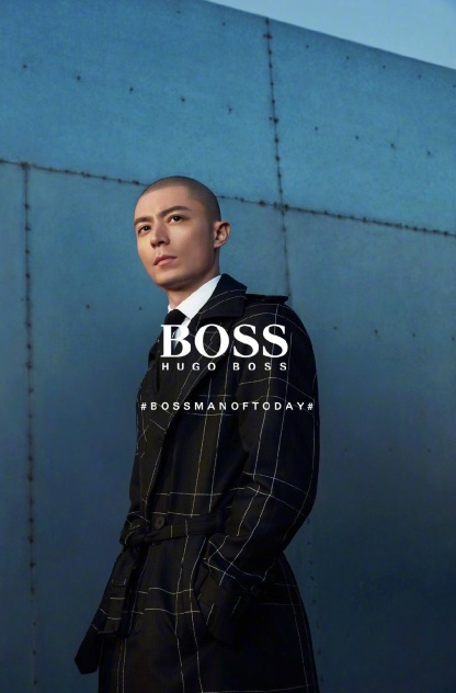 Wallace Huo Hugo Boss Man of Today Spring 2017 Campaign-2