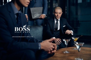 Wallace Huo Hugo Boss Man of Today Spring 2017 Campaign-3
