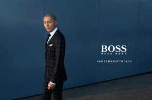 Wallace Huo Hugo Boss Man of Today Spring 2017 Campaign-4