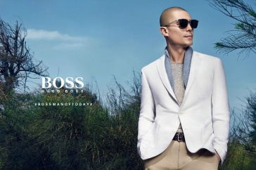 Wallace Huo Hugo Boss Man of Today Spring 2017 Campaign-5