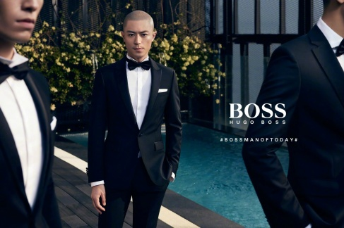 Wallace Huo Hugo Boss Man of Today Spring 2017 Campaign-7