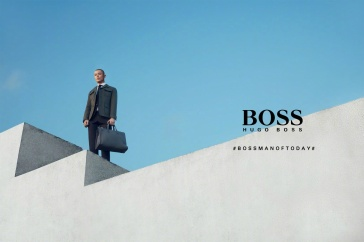 Wallace Huo Hugo Boss Man of Today Spring 2017 Campaign-8