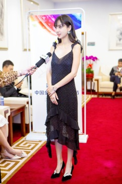 Angelababy in Christian Dior-1