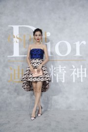 Angelababy in Christian Dior Fall 2013