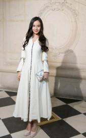 Angelababy in Dior Spring 2015