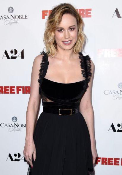 Brie Larson in Elie Saab Fall 2017-2
