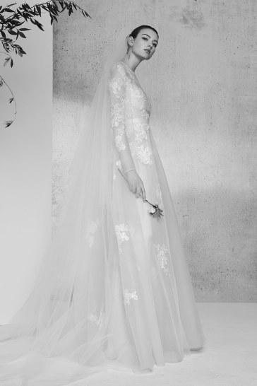 Elie Saab Bridal Spring 2018 Look 15
