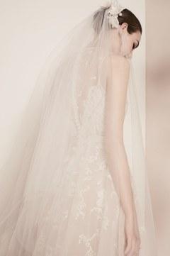 Elie Saab Bridal Spring 2018 Look 18