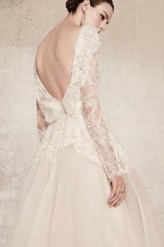 Elie Saab Bridal Spring 2018 Look 6