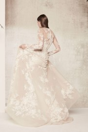 Elie Saab Bridal Spring 2018 Look 9